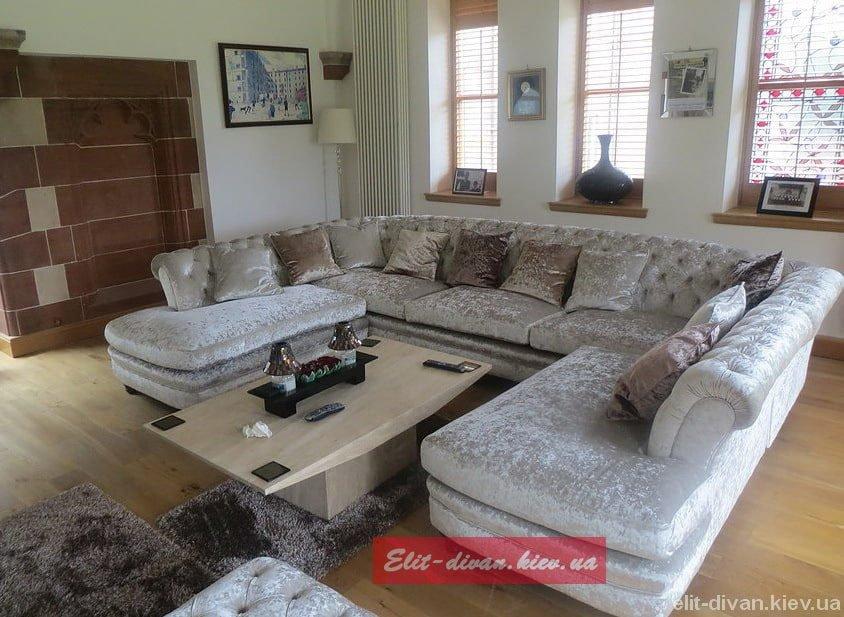 мягкая мебель на заказ под заказ