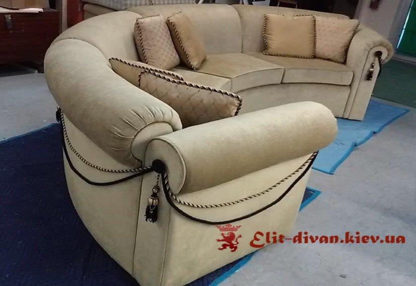 изготовление мягкой мебели Новые петровцы