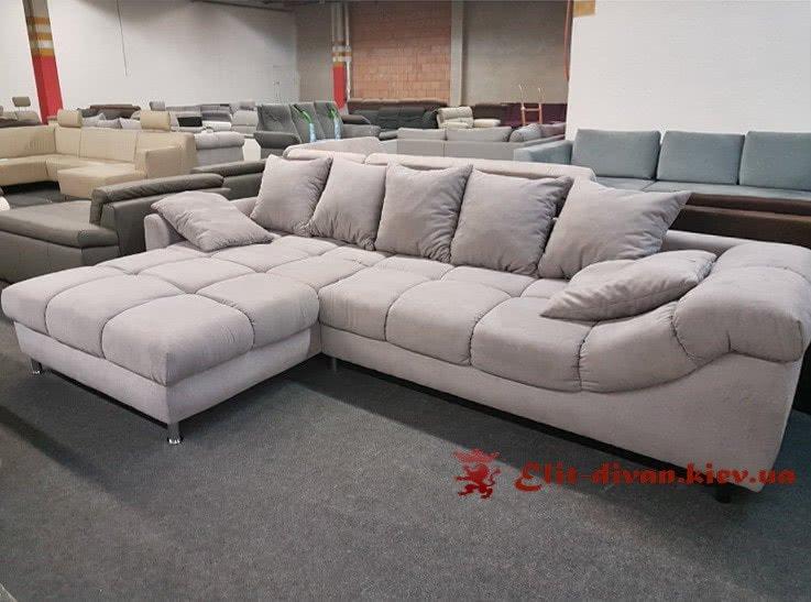 угловой итальянский диван