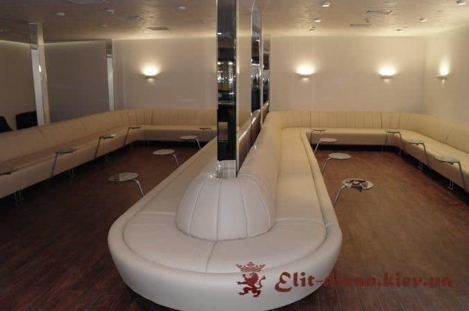 огромный офисный диван на заказ