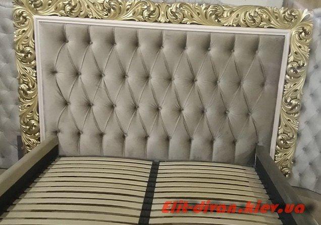 мягкая фирменная кровать на заказ печерск