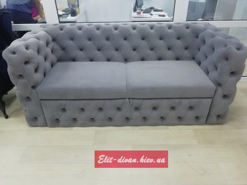 раскладной авторский диван