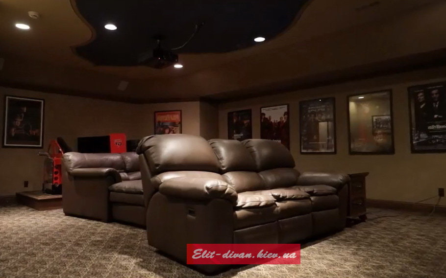 изготовление мебели для кинотеатра