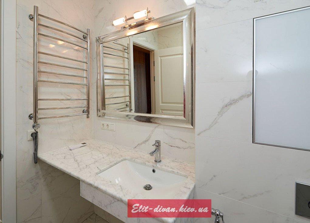 Раковины в ванную из акрила под заказ Ирпень