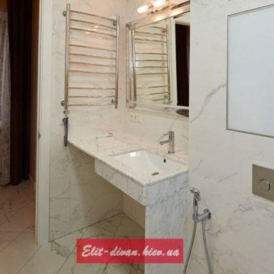 Акриловые умывальники для ванной комнаты