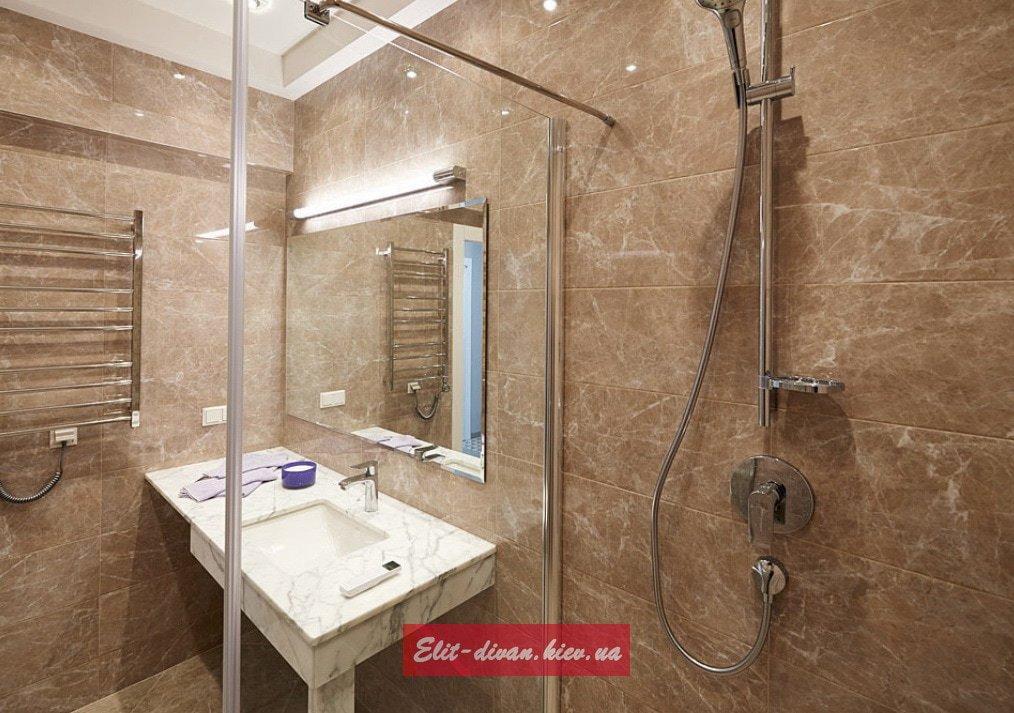 Акриловые столешницы для ванной на заказ