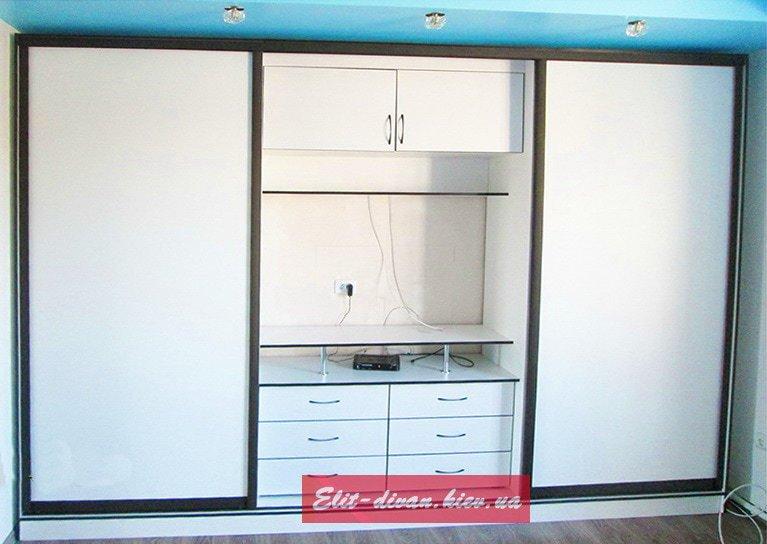 двух дверный шкаф-купе Киев
