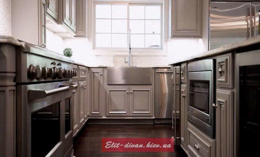 заказная мебель в кухню (Подол)