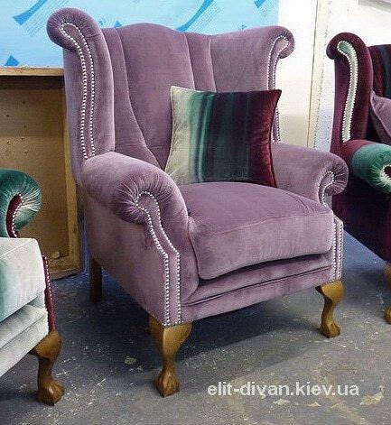 изготовление дизайнерского кресла под заказ