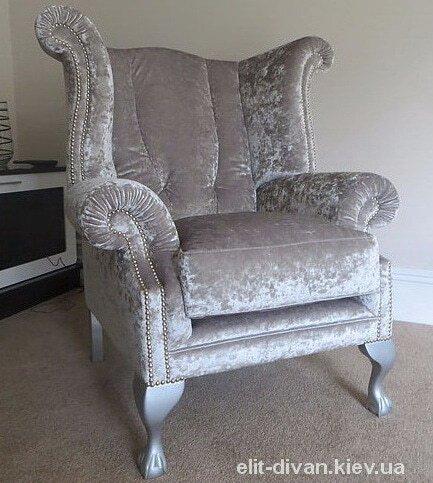 изготовление дизайнерского кресла