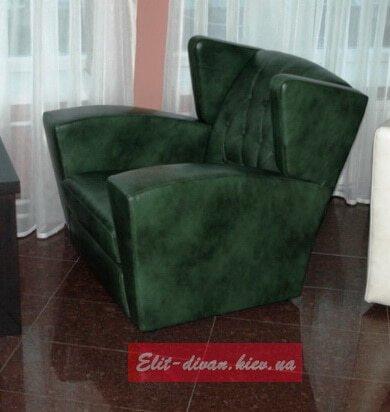 салатовое кресло под заказ