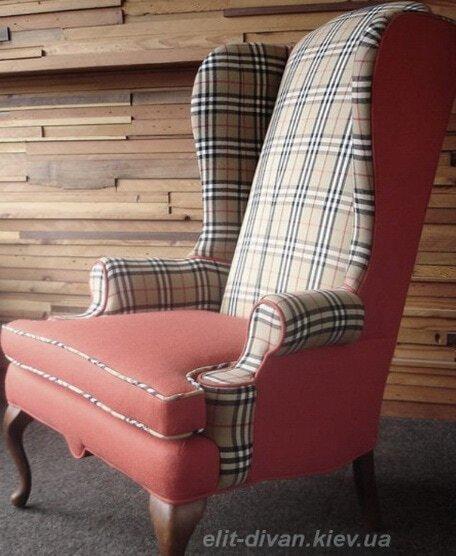 дизайнерское кресло под заказ в Киеве