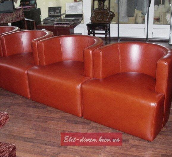 Мягкие кресла на заказ