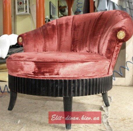 Круглое кресло под заказ
