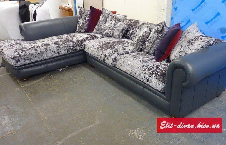 проект кутового дивана