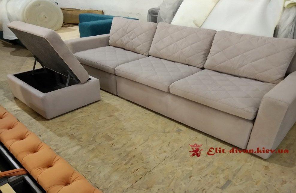 Прямі дивани купити в Львів