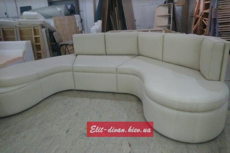 модульный радиусный диван брендовый
