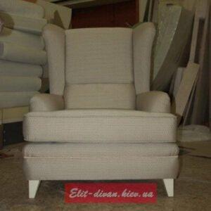 Кресло под заказ в английском стиле