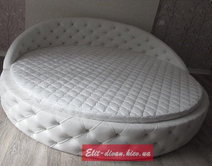 zakaznie-kruglизготовление кругліх кроватей на заказ Вишневое