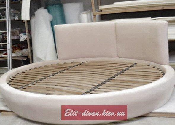 изготовление кругліх кроватей