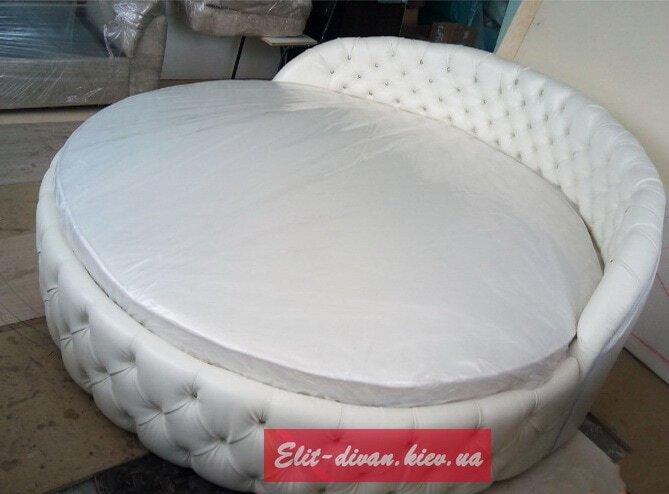 производитель кругліх кроватей