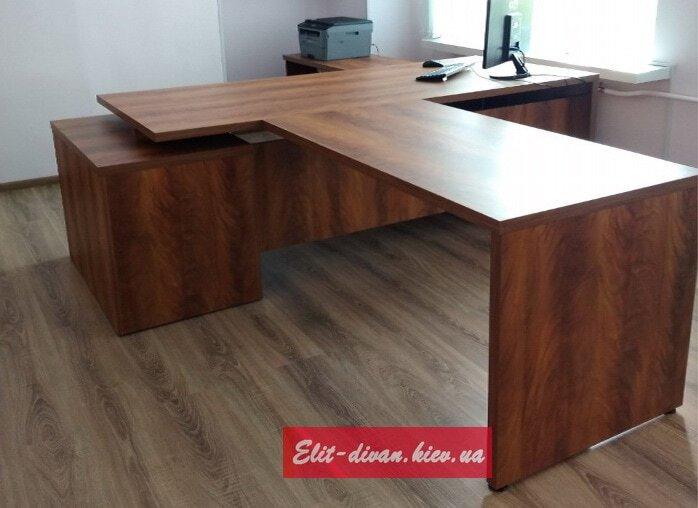 Офисный стол для руковоителя на заказ