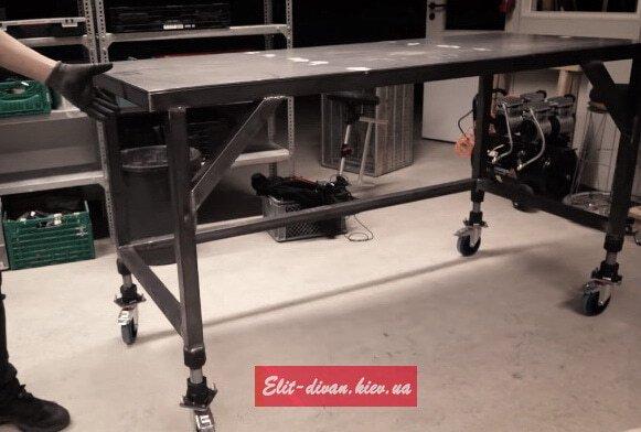 фотографии мебели лофт