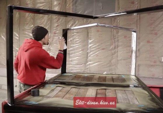 фотографии мебели лофт на заказ
