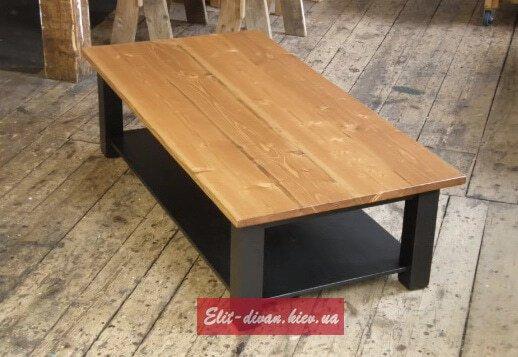 дизайн мебели лофт под заказ
