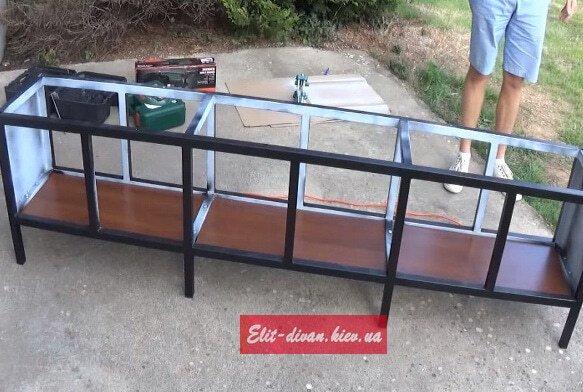 мебель для телевизора loft