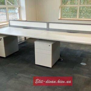 столы на металлобазе в офис на заказ