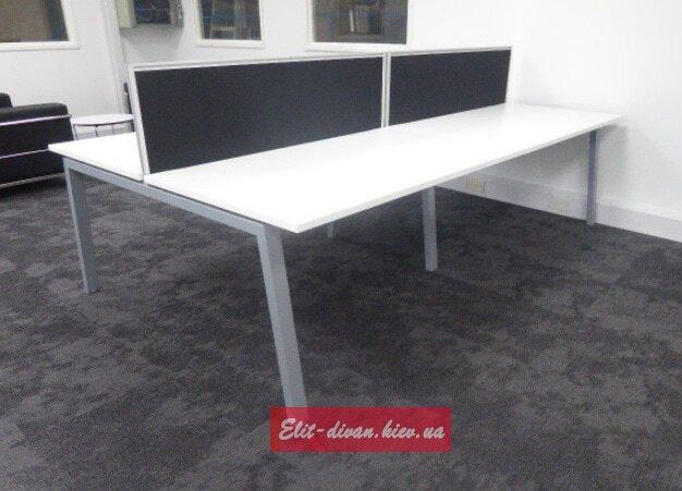 столы в переговорную на заказ в офис