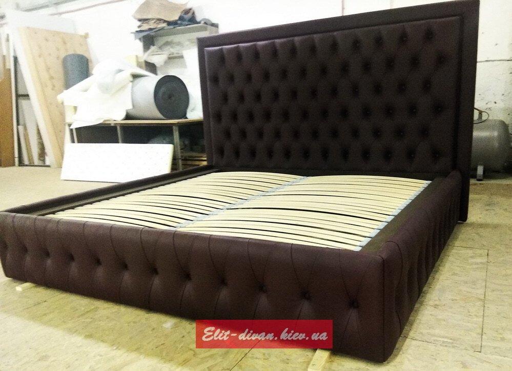 элитная мягкая кровать на заказ