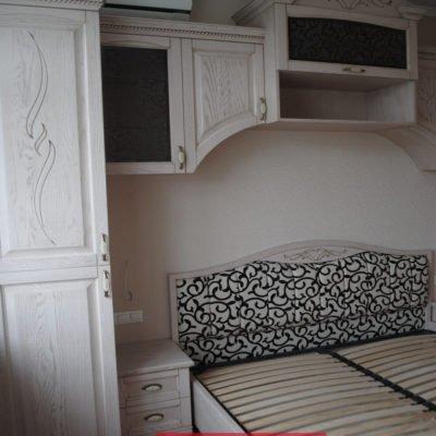 кровать из массива дерева Киев