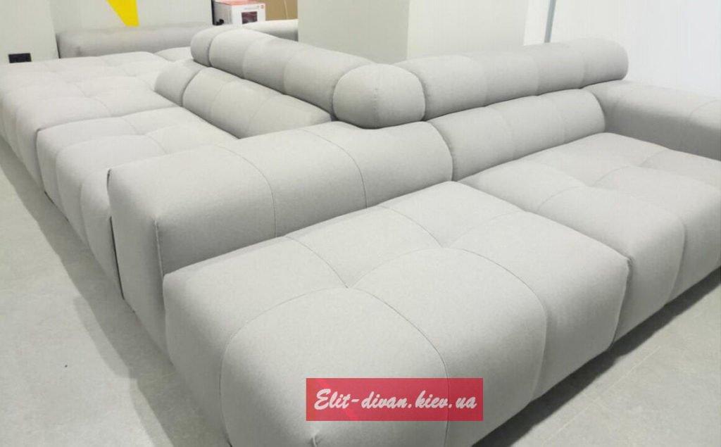модульная мягкая мебель под заказ