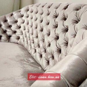 прямой диван в стиле модерн по фотографии на заказ