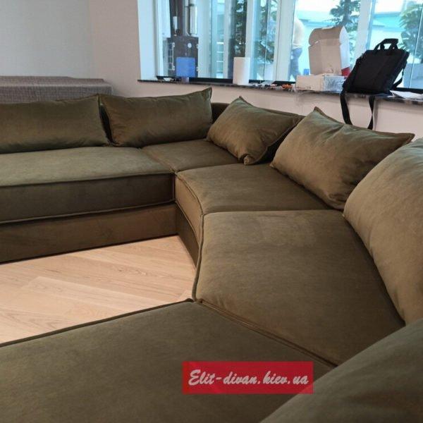 заказать нестандартный диван