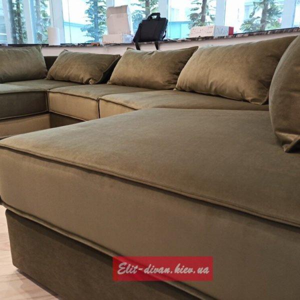 изготовление заказать нестандартного дивана