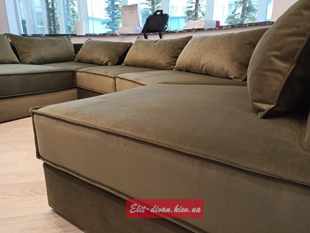 изготовление Дизайнерских заказать нестандартного дивана