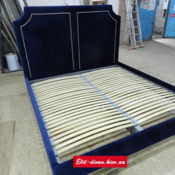 двойная мгкя кровать на заказ