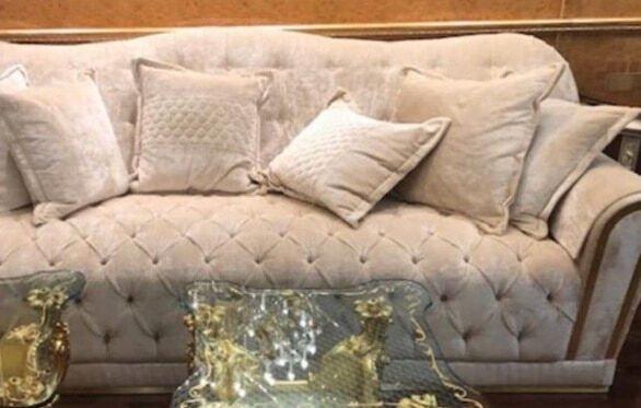 проект дидайзн дивана с каретной стяжкой