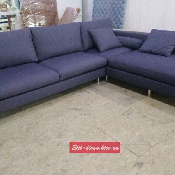 Модульный с-образный диван на заказ