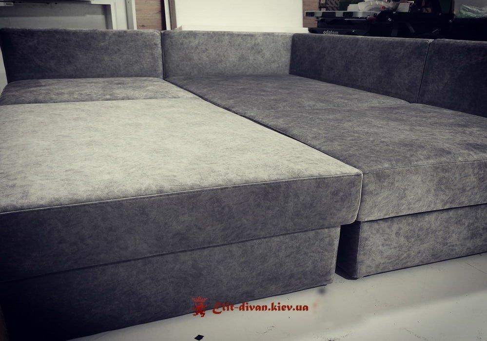 раскладной модульный диван на заказ