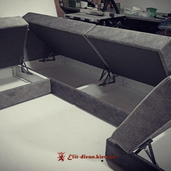 раскладной модульный диван под заказ в Киеве