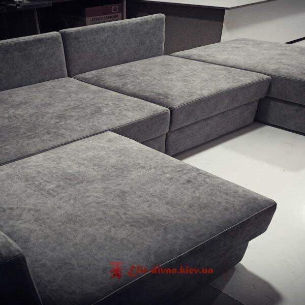 изготовление моудльных диванов со спальным местом на заказ