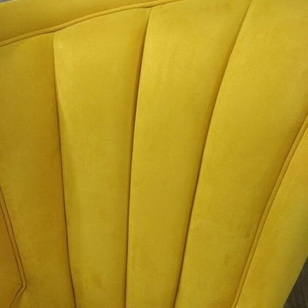 желтая мебель фото