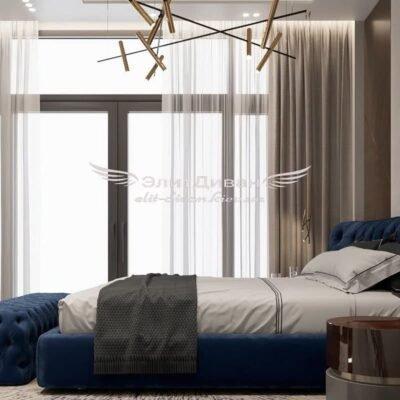 большая кровать кушеткой на заказ