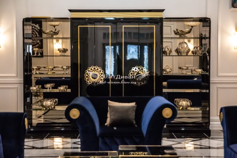 мебель премиум класса на заказ в Киеве