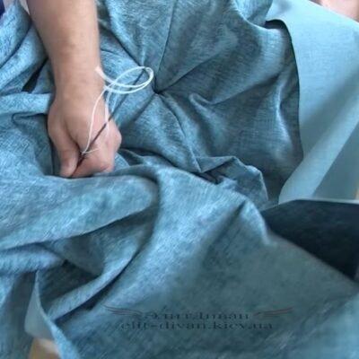 замена оббивки диванов в Киеве